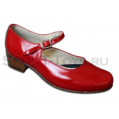Туфли для народно-характерных танцев