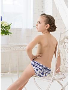 Плавки пляжные для девочек GP 011502 AF Shirley