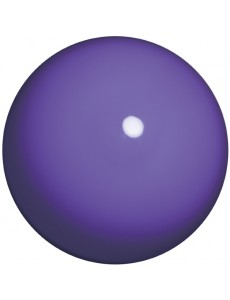 Мяч для художественной гимнастики Chacott 15 см (фиолетовый)