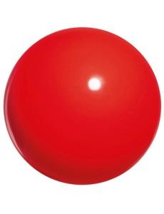 Мяч для художественной гимнастики Chacott 17 см (красный)