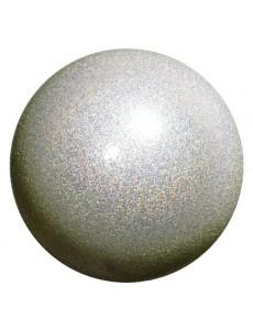 Мяч для художественной гимнастики Chacott Ювелирный (с блёстками) Серебро