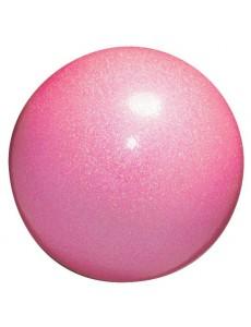 Мяч для художественной гимнастики Chacott Призма 17 см (Малиновый)