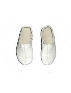 Чешки (белые) для хореографии и танцев