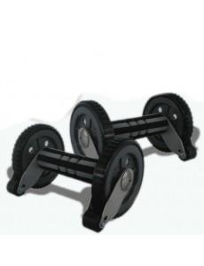 Ролик-упор гимнастический с тормозом безопастности