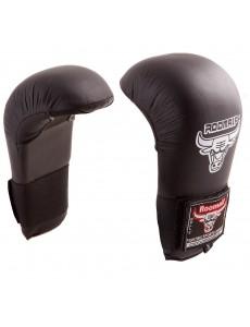 Накладки для каратэ (спарринговые перчатки) черные