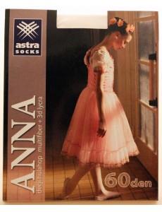 Колготки для танцев Anna 60den