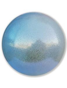 Мяч PASTORELLI GLITTER HV с переходом цвета (серебро-голубой)