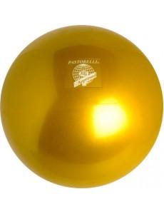 Мяч для художественной гимнастики New Generation Золотой