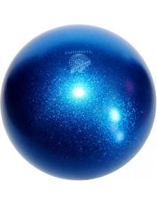 Мяч PASTORELLI GLITTER HV сверкающий синий (Blue)