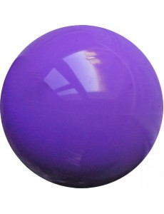 Мяч лилового цвета PASTORELLI 16см - 320гр