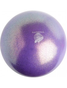 Мяч PASTORELLI GLITTER HV сверкающий сиреневый (Lilac AB)