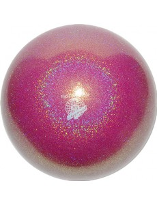 Мяч PASTORELLI GLITTER HV цвет Lampone Baby