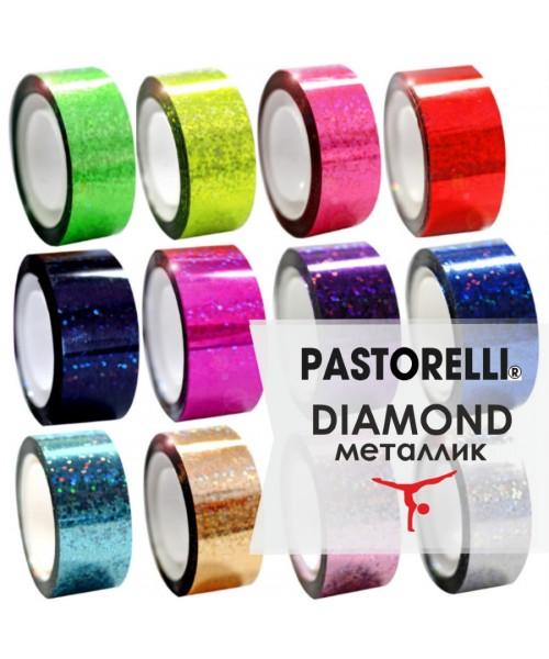 Обмотка Pastorelli DIAMOND металлик