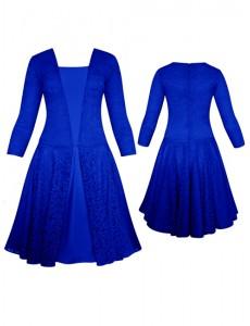 Платье рейтинговое гипюровое ПРА06