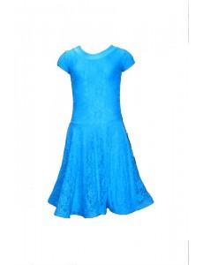 Платье рейтинговое гипюровое ПРА07