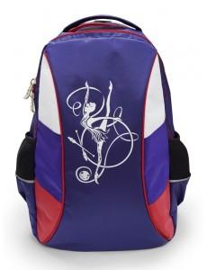 Рюкзак для художественной гимнастики XL с флагом