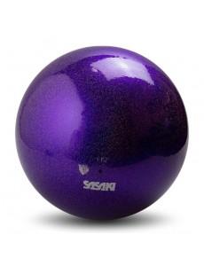 Мяч Sasaki M-207BRM VI двойное напыление 18,5 см (Violet)