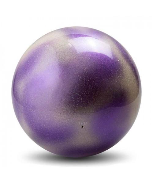 Мяч Sasaki M-207MVE RRKxPP переход цвета 17 см (Lilac/Purple)