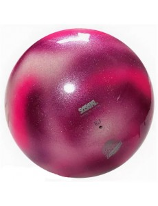 Мяч Sasaki M-207MVE PxRS переход цвета 17 см (Pink/ Raspberry)