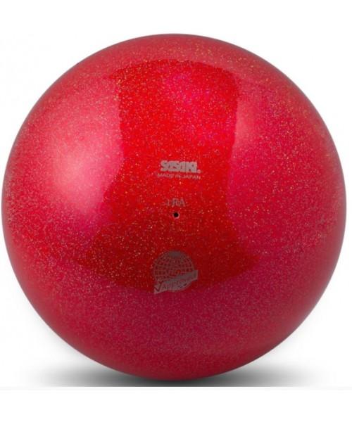 Мяч Sasaki M-207BRM FRR двойное напыление 18,5 см  (Fresh red)