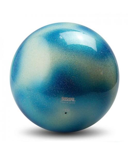 Мяч Sasaki M-207MVE LIBUxSKBU переход цвета 17 см (Light blue/ Sky blue)