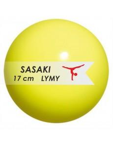 Мяч Sasaki M-20B 17 см (лимонно-желтый) LYMY