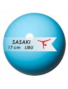 Мяч Sasaki M-20B 17 см (светло-голубой) LIBU