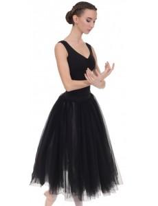 Юбка-шопенка для хореографии и балета