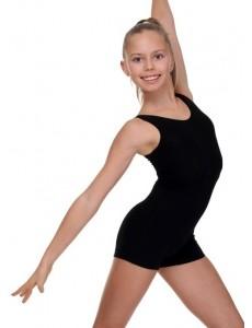 Комбинезон-майка для гимнастики и танцев