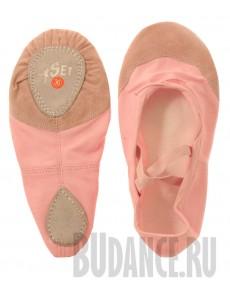 Балетки для танцев Set (розовый)