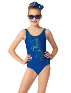 Купальник для девочек слитный GS081504 Seamaid