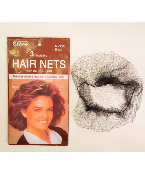 Сеточка-паутинка для волос