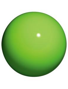 Мяч для художественной гимнастики Chacott 17 см (лаймовый)