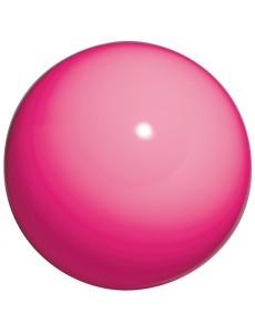 Мяч для художественной гимнастики Chacott 15 см (вишнёво-розовый)