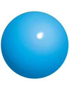 Мяч для художественной гимнастики Chacott 17 см (голубой)