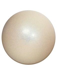 Мяч для художественной гимнастики Chacott Ювелирный (с блёстками) Перламутр