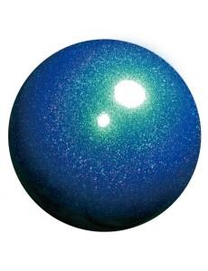 Мяч для художественной гимнастики Chacott Ювелирный (с блёстками) Лазурит