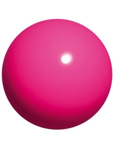 Мяч для художественной гимнастики Chacott 17 см (розовый)
