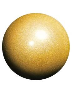 Мяч для художественной гимнастики Chacott Ювелирный (с блёстками) Золото