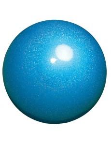 Мяч для художественной гимнастики Chacott Призма 17 см (Голубая свежесть)