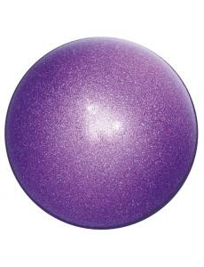Мяч для художественной гимнастики Chacott Призма 17 см (Фиолетовый)