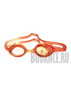 Очки для плавания силиконовые с антифогом
