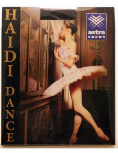 Колготки для танцев Haidi Dance 90den