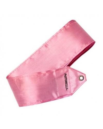 Лента PASTORELLI одноцветная розовая 4 м