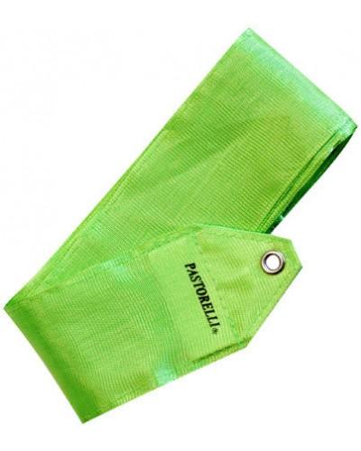 Лента PASTORELLI одноцветная зеленая 4 м