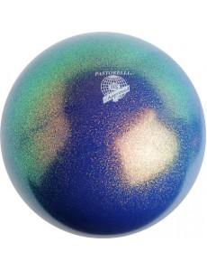 Мяч PASTORELLI GLITTER HV цвет Синее море (Blue Sea)