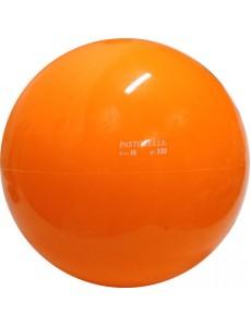 Мяч оранжевого цвета PASTORELLI 16см - 320гр