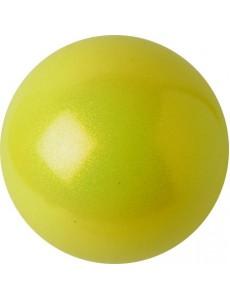 Мяч желтого цвета PASTORELLI 16см - 320гр
