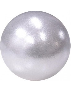 Мяч серебряного цвета PASTORELLI 16см - 320гр