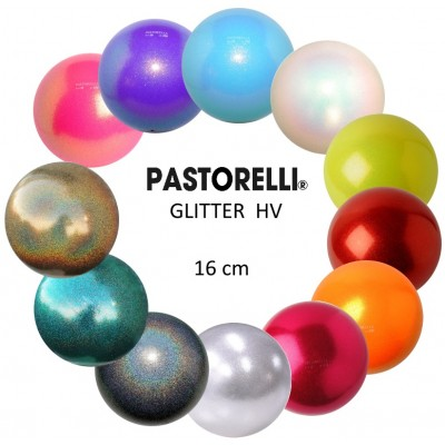 Мячи PASTORELLI GLITTER HV  16см 320 гр